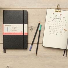 Planer Moleskine Bullet Notebook 120 gsm