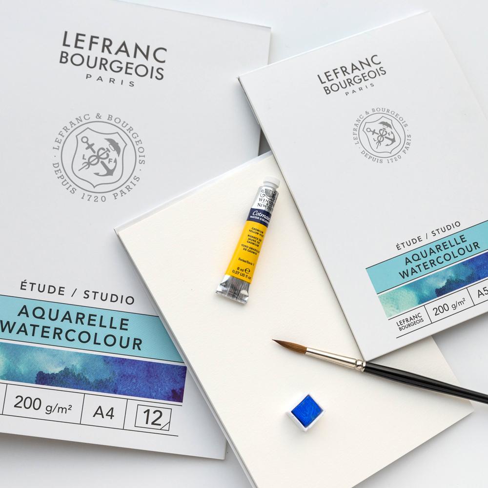 Blok do Akwareli Lefranc Bourgeois Aquarelle