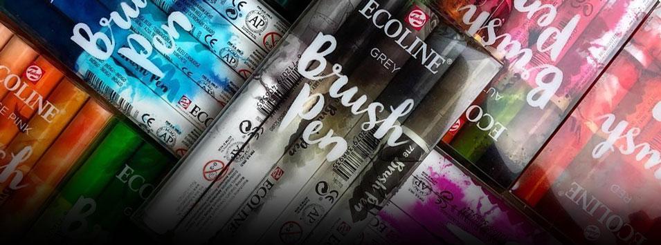 Ecoline Brush Pen Zestawy -5%