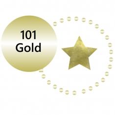101 Metallic Gold