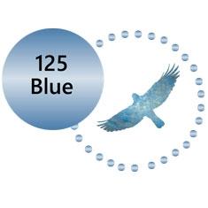 125 Metallic Blue