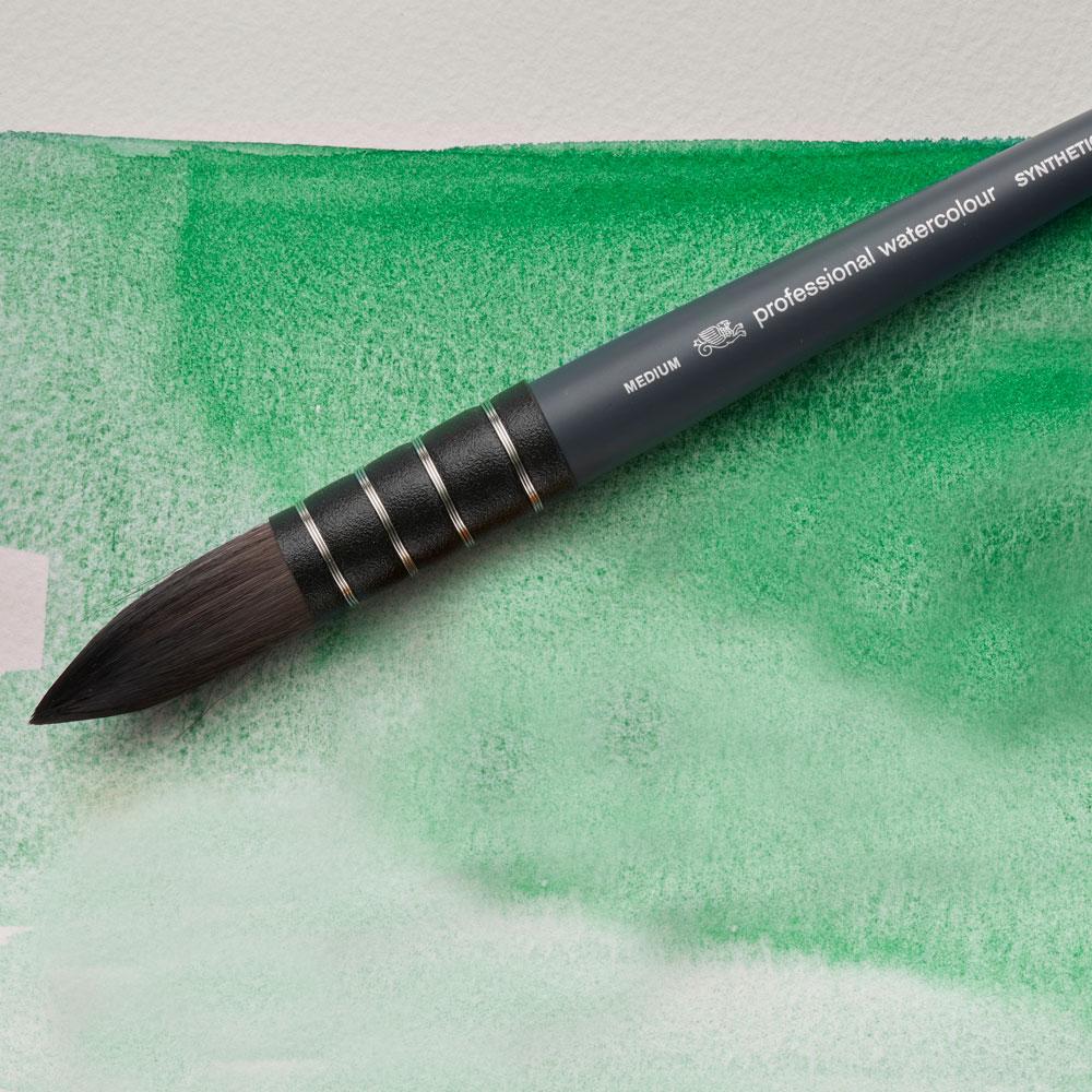 Pędzel do Akwareli Winsor & Newton Professional Watercolour Synthetic Squirrel Quill Medium