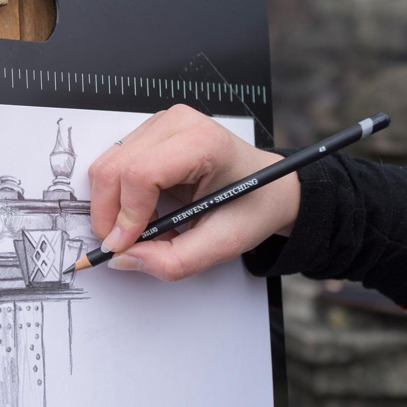 Ołówki Derwent Sketching