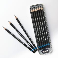 Ołówki Wodorozpuszczalne Derwent Watersoluble Sketching