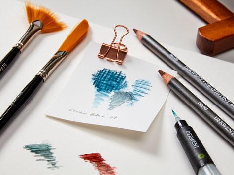 Ołówki Akwarelowe Derwent Graphitint