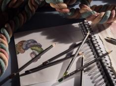 Kolorowe Ołówki Derwent Graphitint