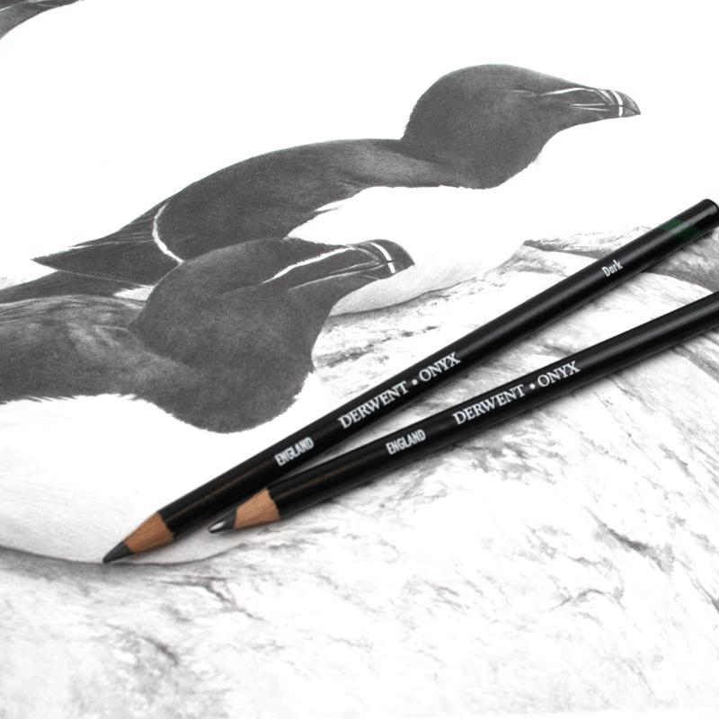 Ołówki Derwent Onyx