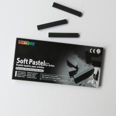 Węgiel Prasowany Mungyo Soft Pastel