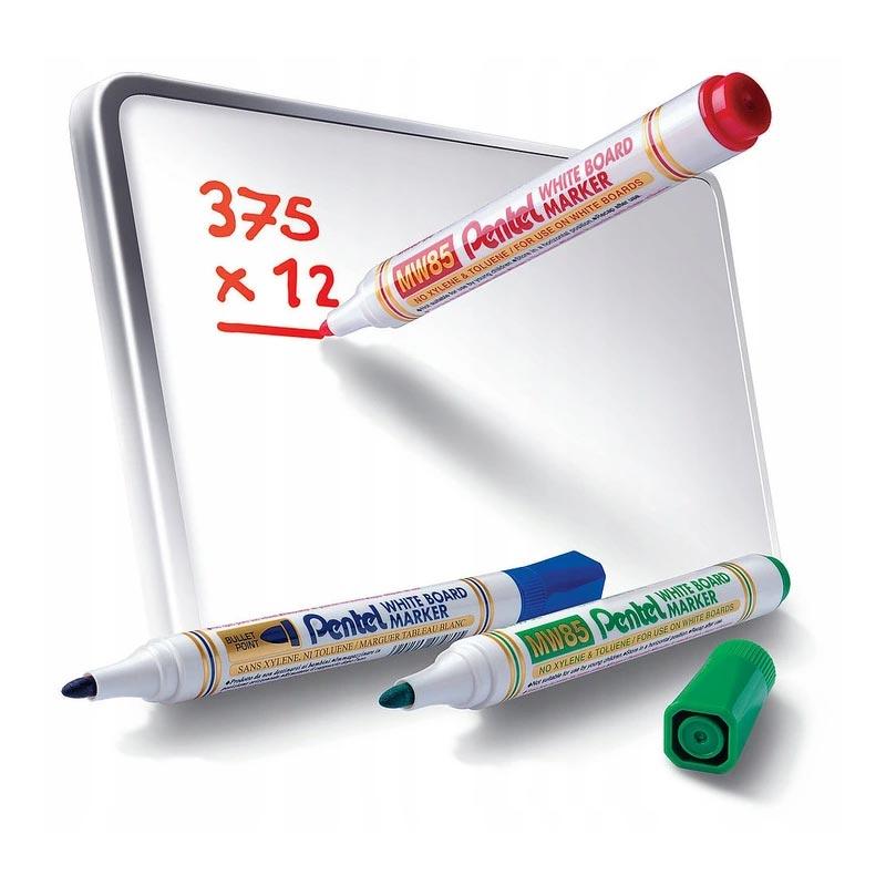 Marker Suchościeralny Pentel Whiteboard MW85