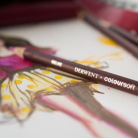 Kredki Derwent Coloursoft