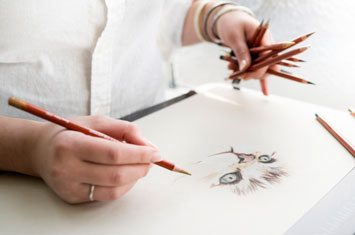 Kredki Derwent Drawing