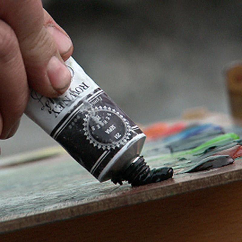 Farby Olejne Daler- Rowney Artists