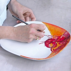 Farby do Ceramiki i Porcelany