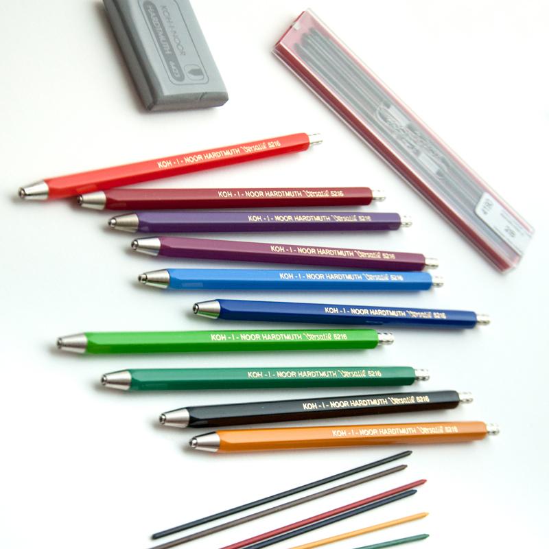Ołówek Automatyczny Koh-i-noor Versatil 2 mm