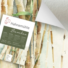 Papier Hahnemühle Bamboo Mixed Media 265 gsm