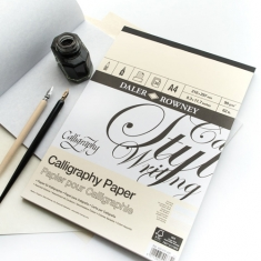 Daler-Rowney Calligraphy Paper 90 gsm