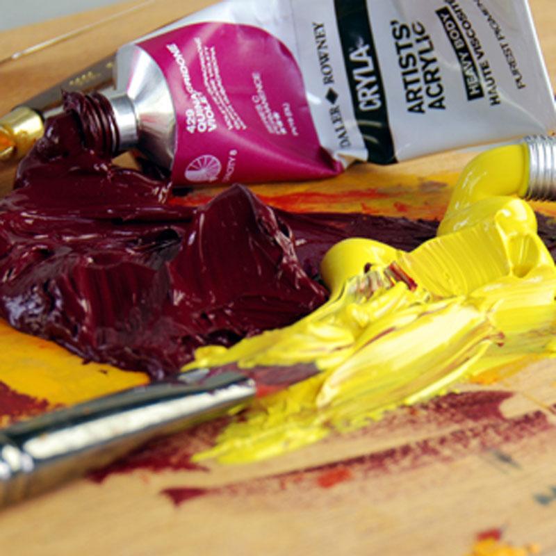 Farby Akrylowe Daler-Rowney Cryla Artists Acrylic