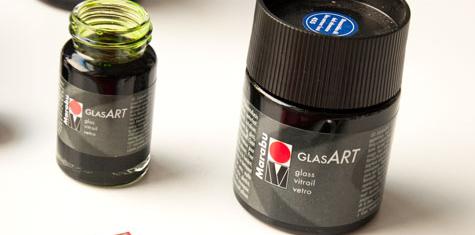 Farby do Szkła Marabu Glasart