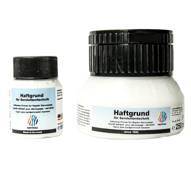 Nerchau Adhesive Primer for Napkin Decoupage