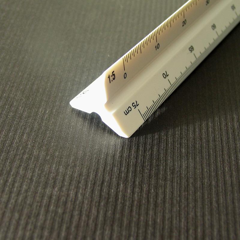 Skalówka Plastikowa Leniar 30 cm