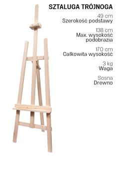 Sztaluga Trójnoga Sosnowa