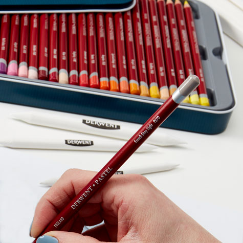 Derwent Pencil Kredki Pastelowe Zestawy