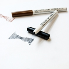 Cienkopis Kuretake Zig Artist Sketching Pen