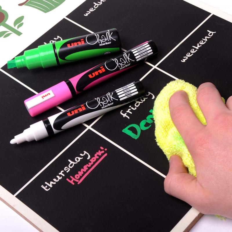 Marker Kredowy Uni Chalk Marker