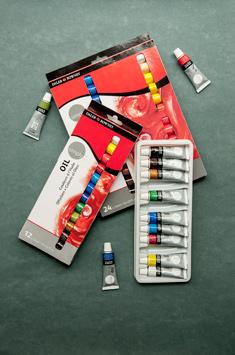 Zestawy Farby Olejnych Daler-Rowney Simply