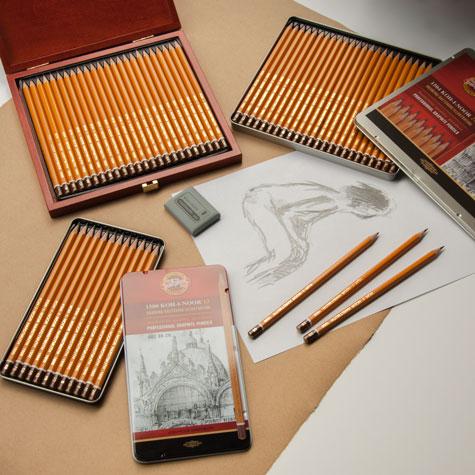 Zestawy Ołówków Koh-i-noor 1500