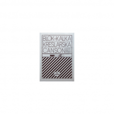 BLOK KALKI CANSON 90G A4 30 ARK.  17-617