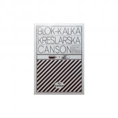 BLOK KALKI CANSON 90G A3 20 ARK.  17-618