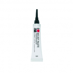 Marabu Relief Paste 20 Ml 101 Crystal Clear