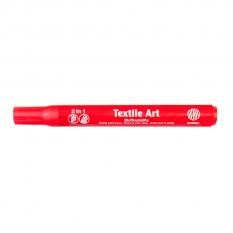 Nerchau Textile Art 20 Red