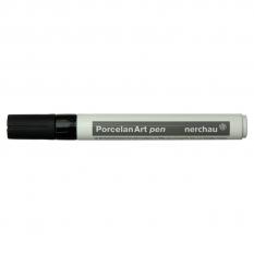 MARKER DO PORCELANY CZARNY NERCHAU 430706