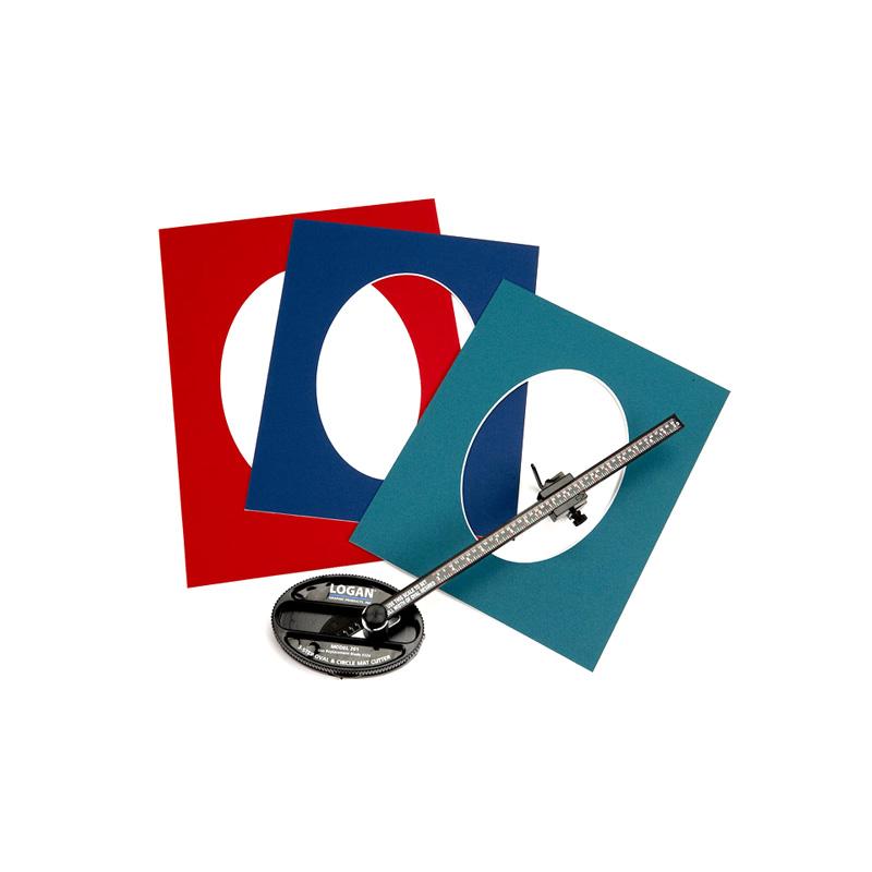 Logan Oval And Circle Mat Cutter Logan 201 Oval Circle