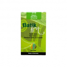 BARWNIK DO BATIKU NERCHAU MAY GREEN 75 G 07180000