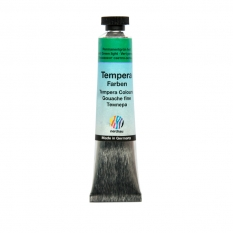 FARBA TEMPERA NERCHAU 19 ML PERMANENT GREEN LIGHT 110344