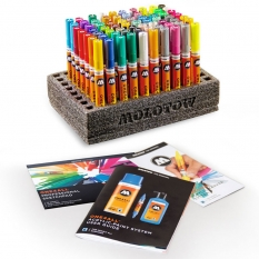 Markery Molotow One4all 127HS 70 Display Set 200188