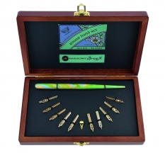 ZESTAW DO KALIGRAFII MANUSCRIPT COLLECTORS ROUND HAND GIFT SET N4601