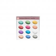 Zestaw Farb Akwarelowych Kuretake Zig Watercolour System Jewel Box 12 Wskg2045