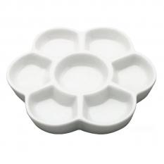 Paleta Porcelanowa Do Akwareli Ami Kwiatek 15 Cm 7 Komór 575141