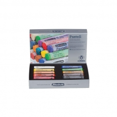PASTELE SCHMINCKE FINEST EXTRA SOFT ARTISTS PASTELS 10 CARDBOARD SET 77210