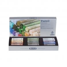 PASTELE SCHMINCKE FINEST EXTRA SOFT ARTISTS PASTELS 15 CARDBOARD SET LANDSCAPE 77315