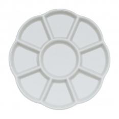 Paleta Porcelanowa Do Akwareli Ami Kwiatek 14 cm 9 Komór 575228