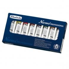 Farby Olejne Schmincke Norma Professional 8 X 20 Ml 71108