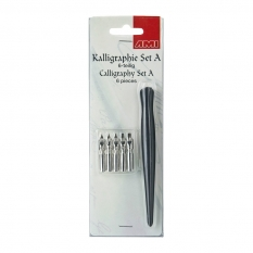 ZESTAW DO KALIGRAFII AMI CALLIGRAPHY SET A 445503