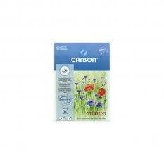 BLOK AKWARELOWY CANSON STUDENT 250 GSM A5 14,8 X 21 CM 10 ARK 200005334