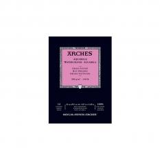 Blok Akwarelowy Arches Hot Press Natural White 300 Gsm A4 12 Ark. A1795096