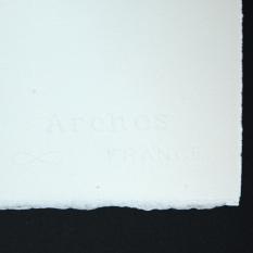 Papier Akwarelowy Arches Bright White 300 Gsm Hot Pressed 56 X 76 Cm A1795044